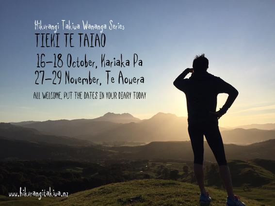 Tieki Te Taiao Wananga 2015